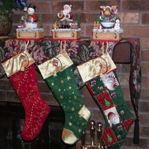 Christmas Stockings Courtesy of Jim Hammer (hammer51012 on Flickr.com)