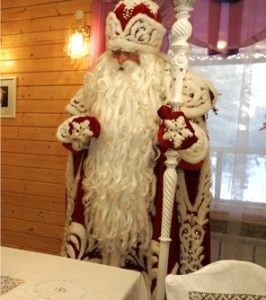 Ded Moroz in Veliky Ustyug By Kremlin.ru, CC BY 4.0