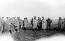 The Christmas Truce in No Man's Land, 1914
